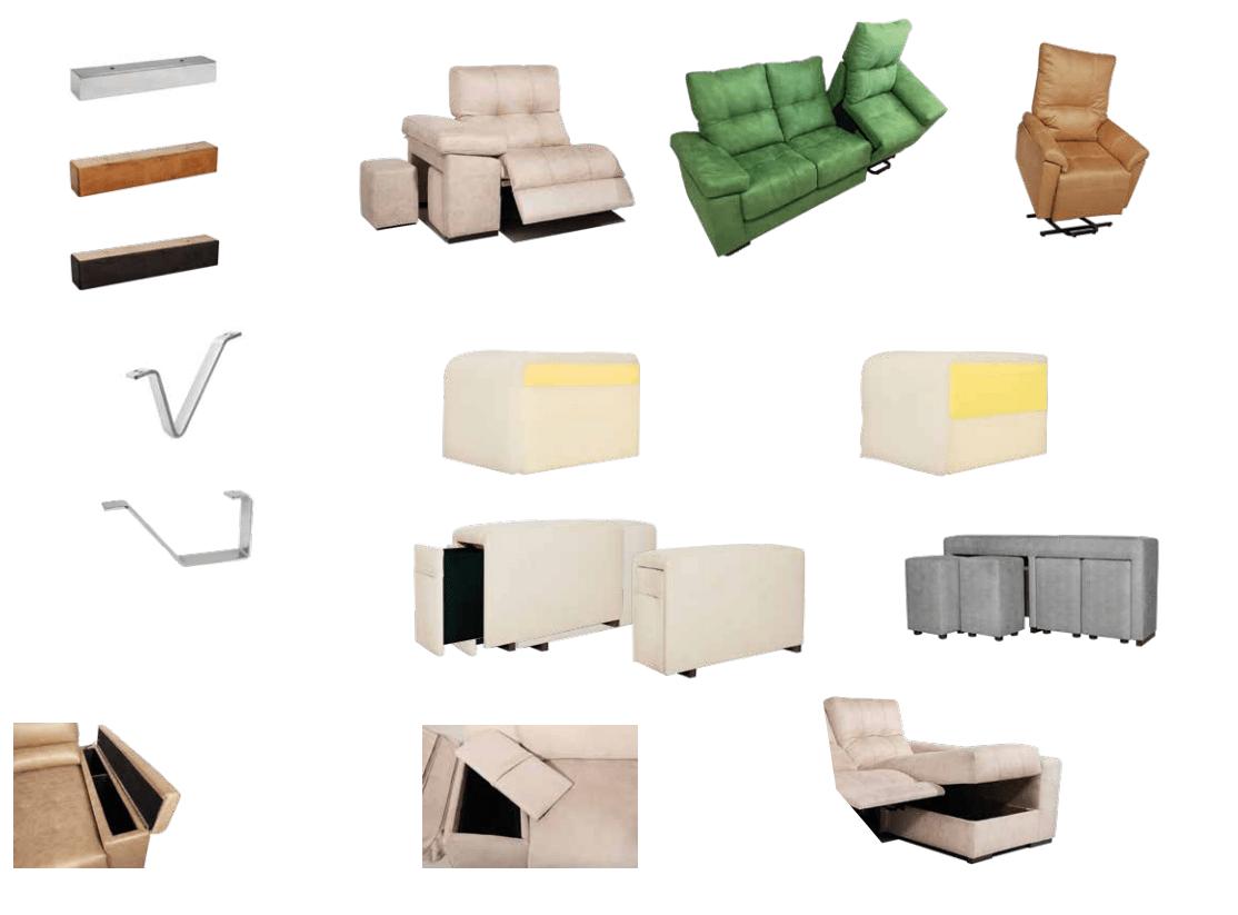 sofás personalizados