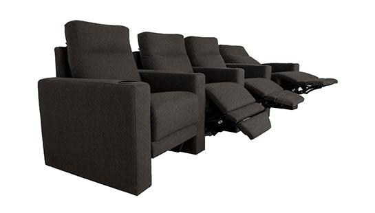 Butaca cine relax abierto