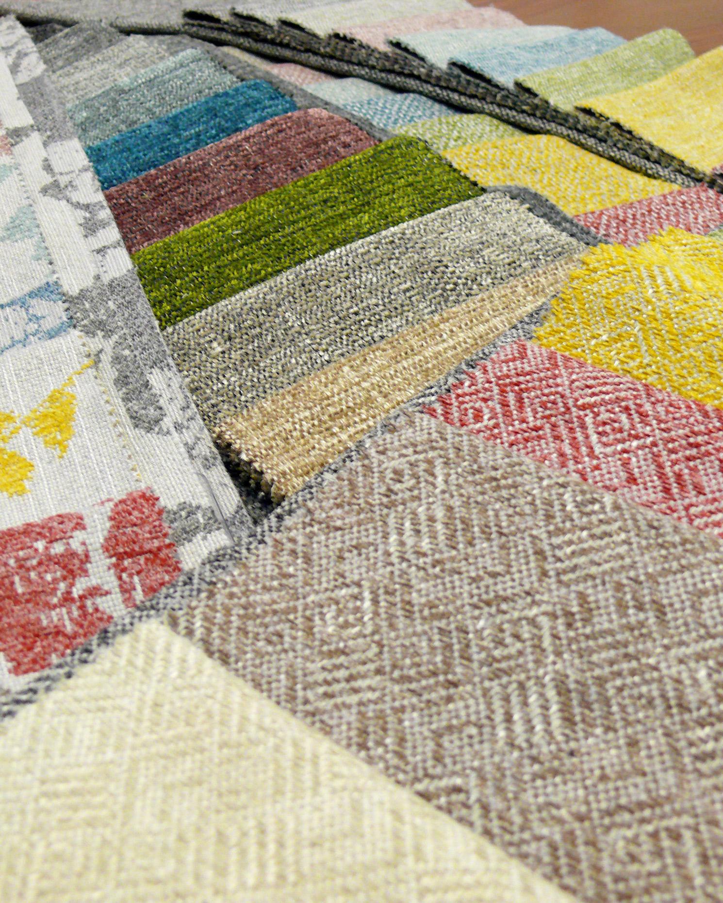 Telas tapizado colección Aquaclean
