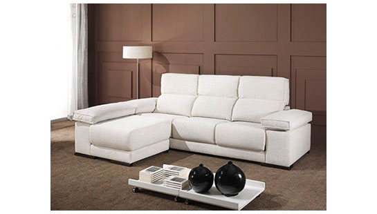 Sofá Ely Chaise longue