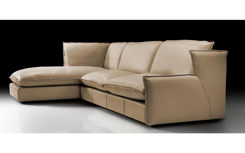 Sofá Kembo Moradillo chaise longue